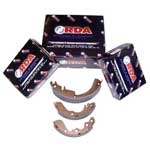 RDA Brake Shoes Rear Great Wall,Holden,Isuzu