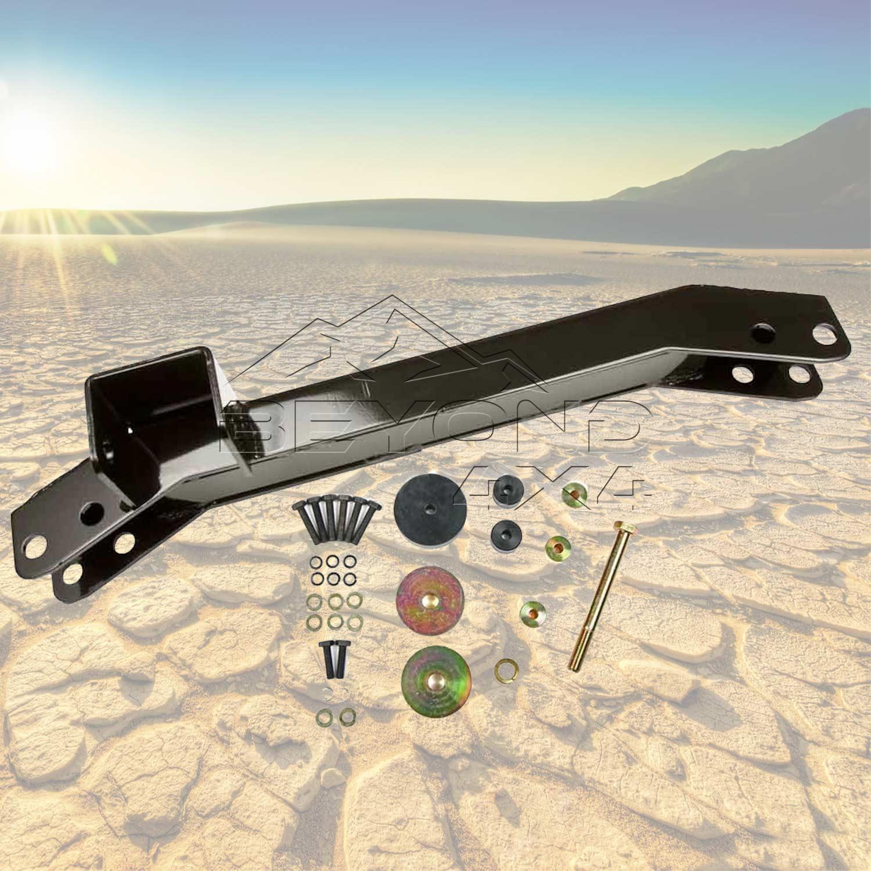 100 Series IFS Landcruiser Diff Drop Kit