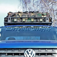 Rival/Drivetech 4x4 Amarok Rear Bar